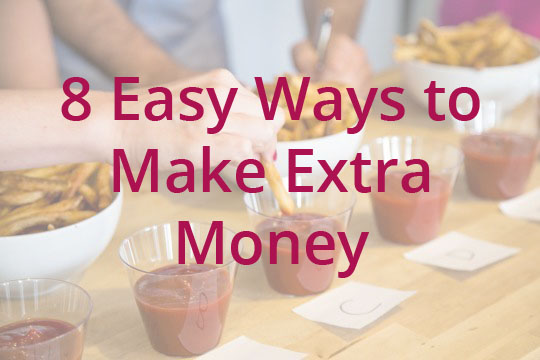 Are you in need of some extra cash? Here's how I made an extra $655