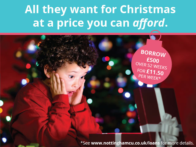 christmas loan nottingham